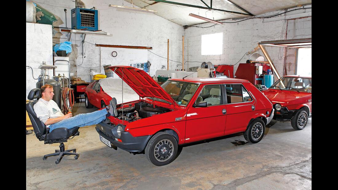 Fiat Ritmo S85 Supermatic, Andreas Hellmann, Seitenansicht