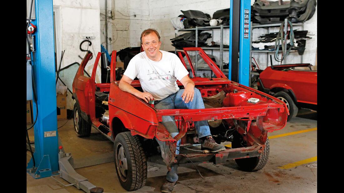 Fiat Ritmo S85 Supermatic, Chssis, Hellmann