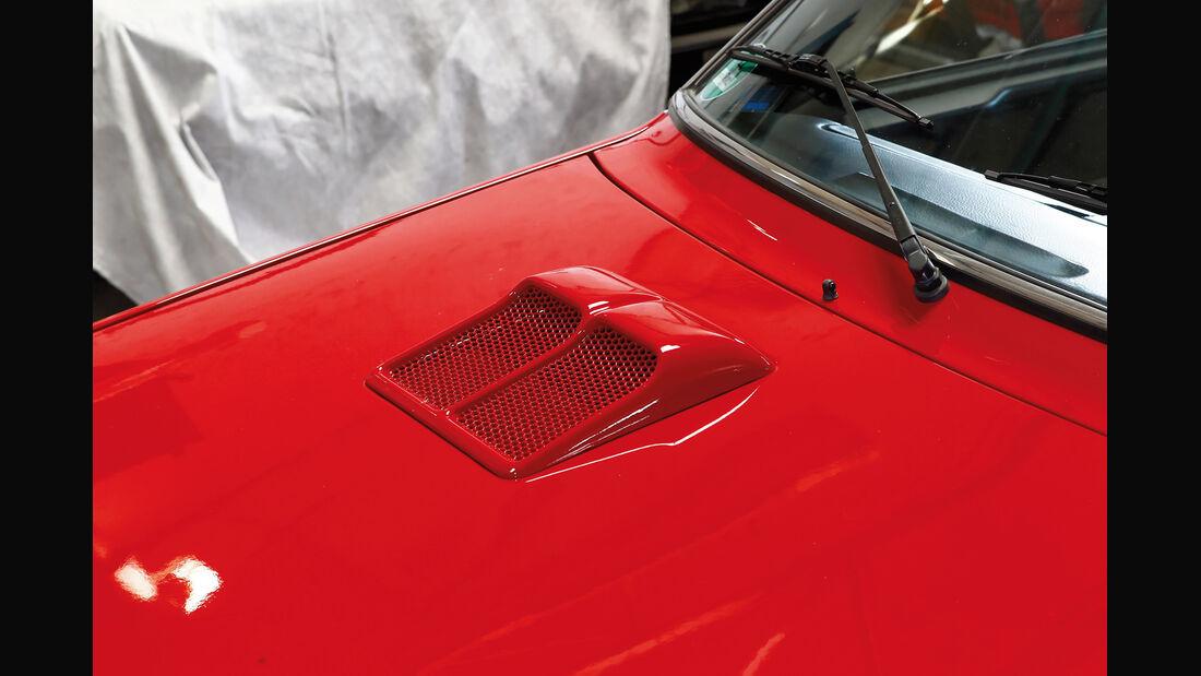 Fiat Ritmo S85 Supermatic, Lufteinlass