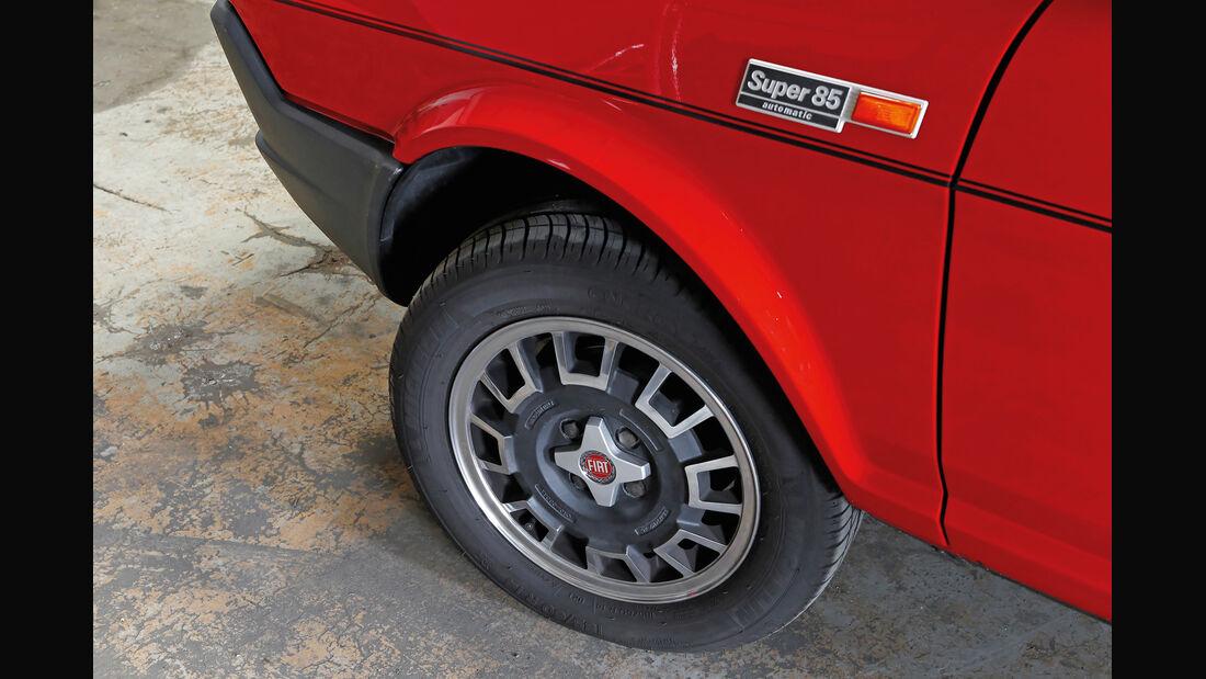Fiat Ritmo S85 Supermatic, Rad, Felge