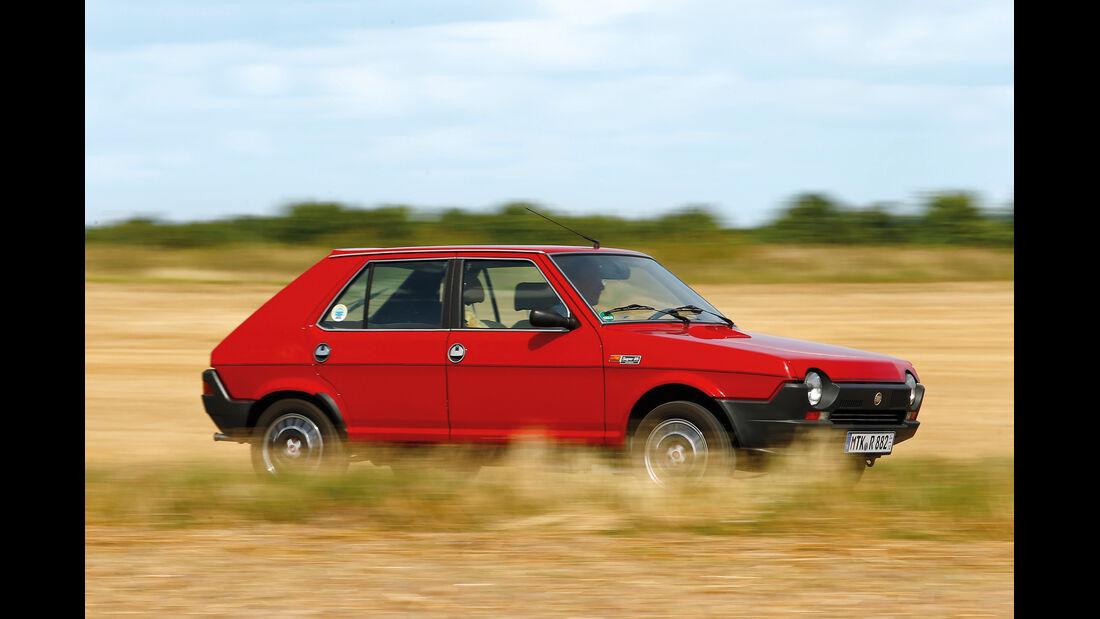 Fiat Ritmo S85 Supermatic, Seitenansicht