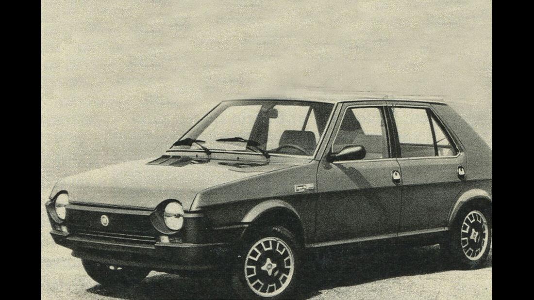 Fiat, Ritmo Supermatic, IAA 1981