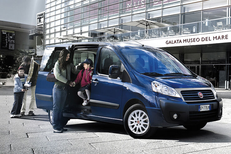 Fiat Scudo, 2013