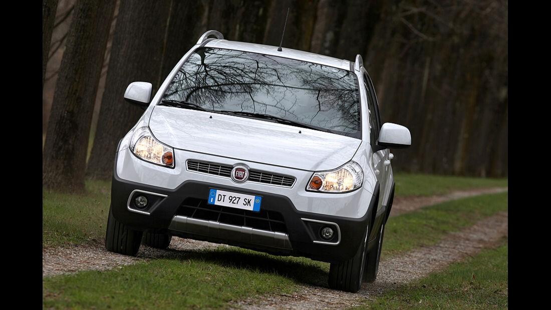 Fiat Sedici 2010