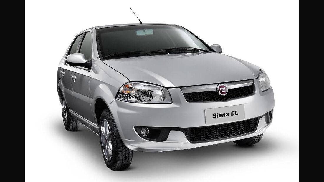 Fiat Siena Brasilien