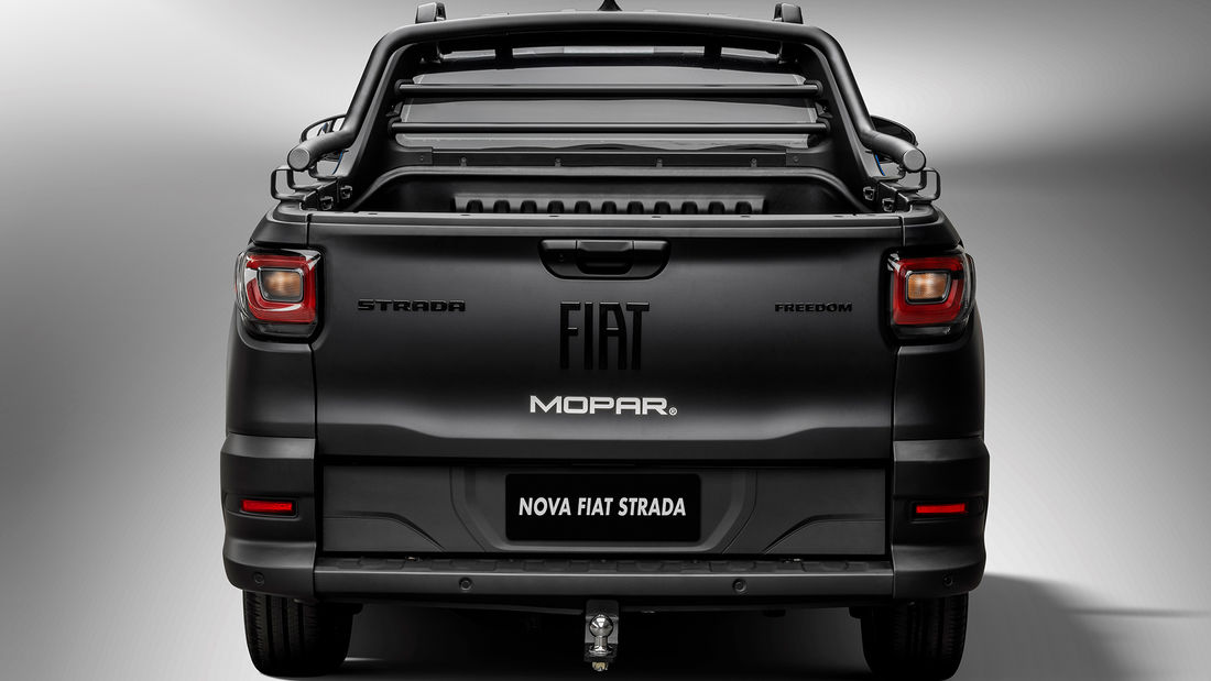 Fiat Strada Mopar