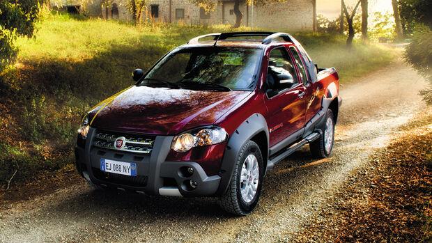 Fiat Strada by Lumberjack 2012, IAA Nutzfahrzeuge 2012