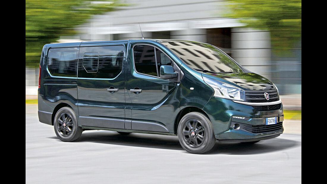 Fiat Talento, Best Cars 2020, Kategorie L Vans