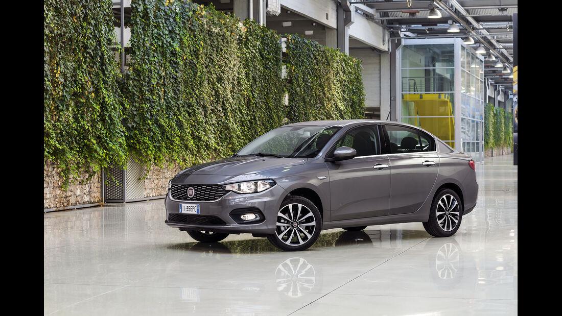 Fiat Tipo 2018
