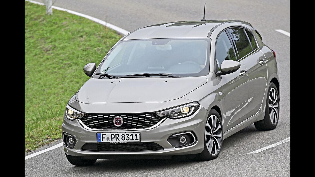 Fiat Tipo, Best Cars 2020, Kategorie C Kompaktklasse