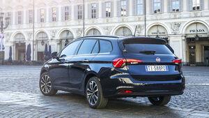 Fiat Tipo Kombi 2016 Fahrbericht