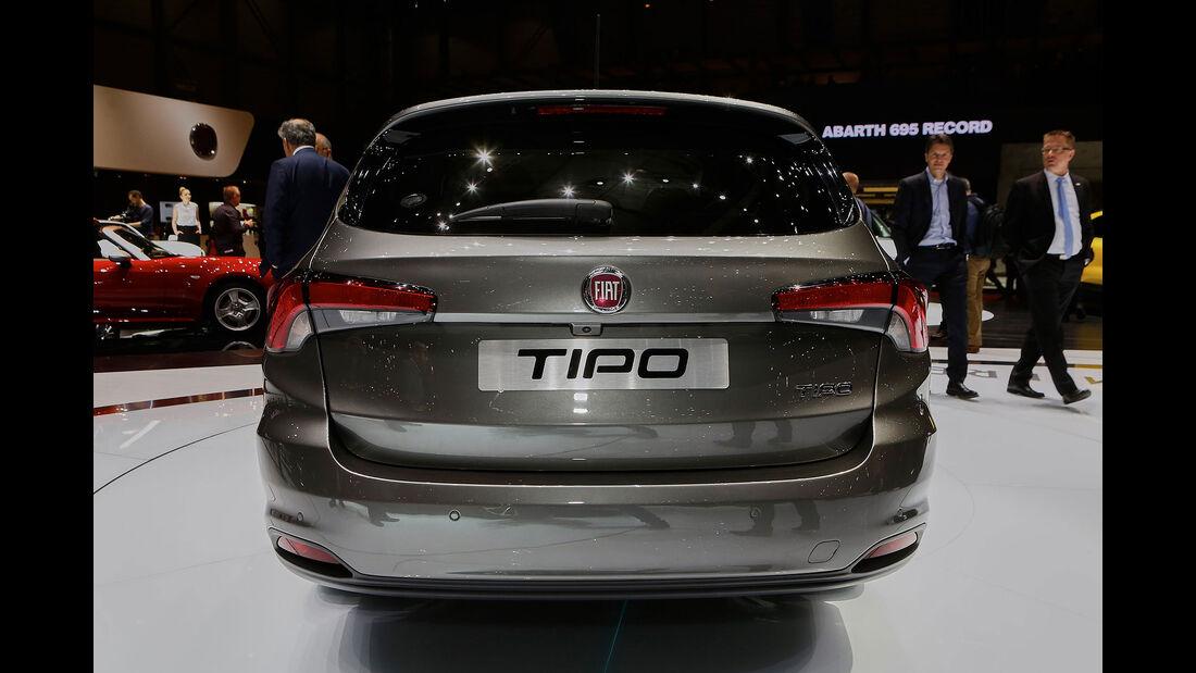 Fiat Tipo SW Sperrfrist 1.3.2016