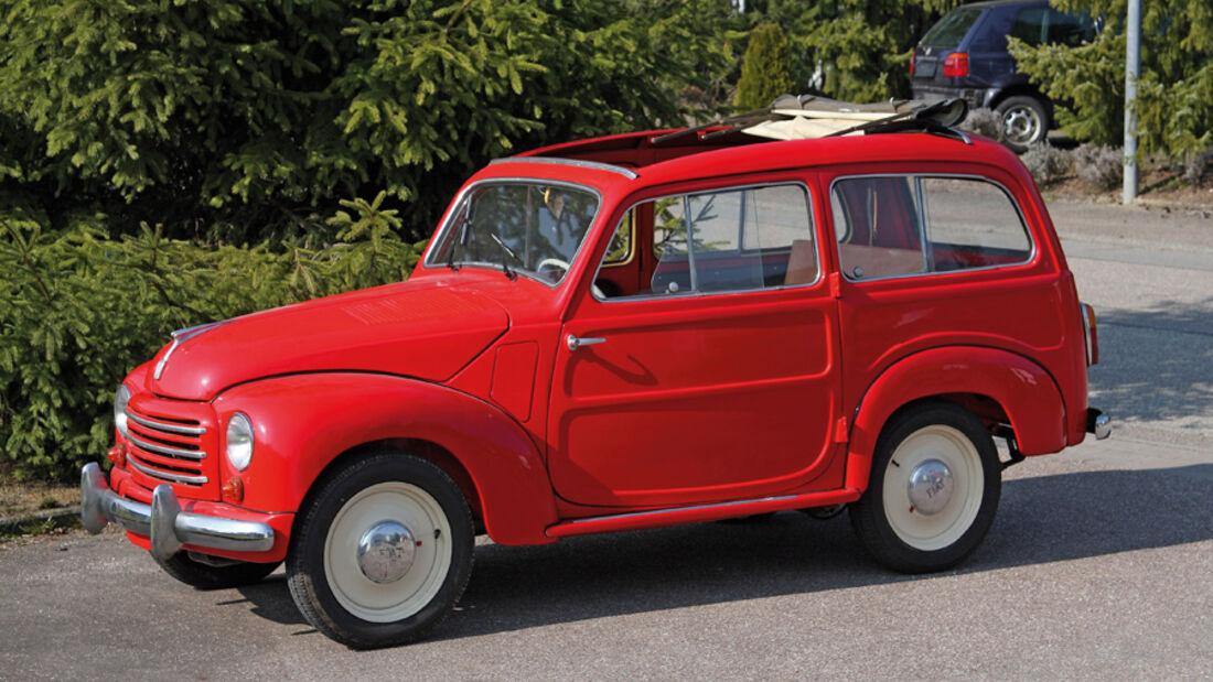 Fiat Topolino Giardinera Belvedere