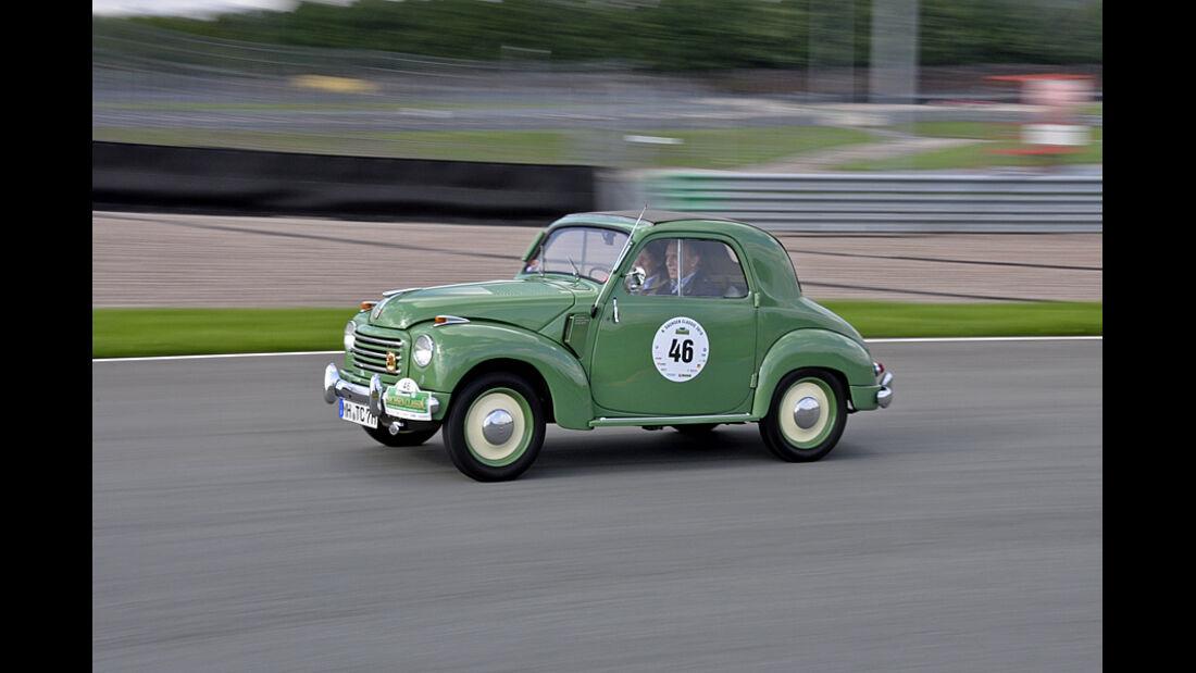 Fiat Topolino bei der Sachsen Classic 2010