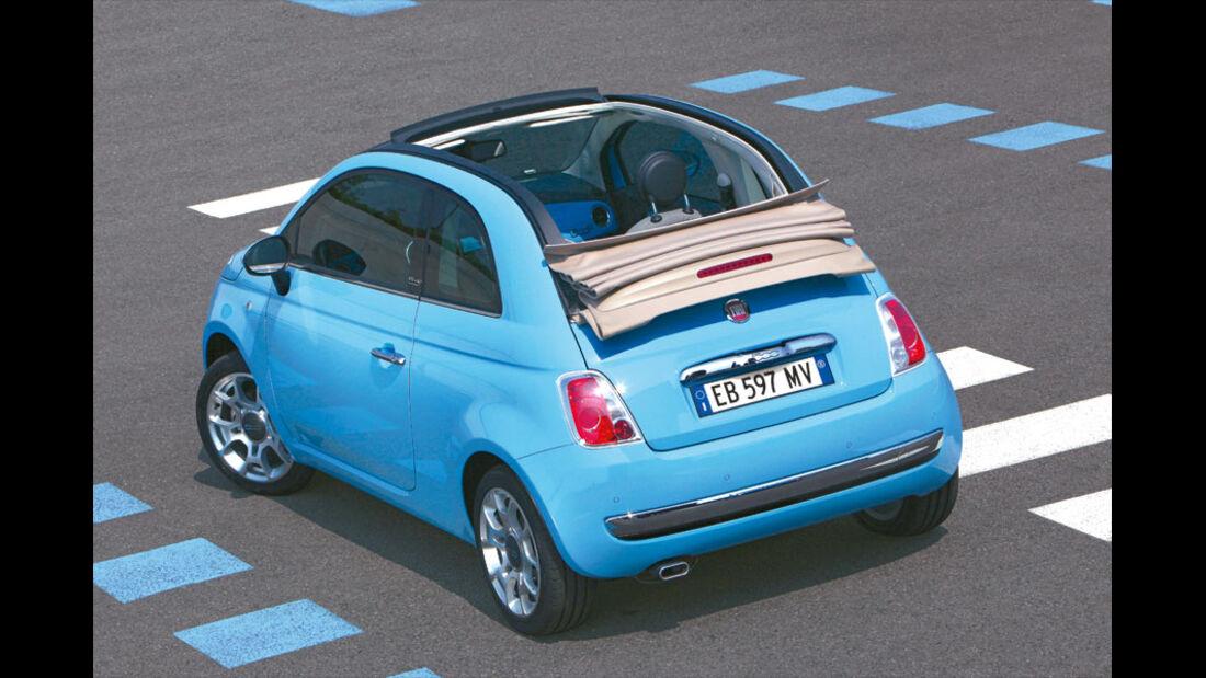 Fiat Twin Air, Fiat 500