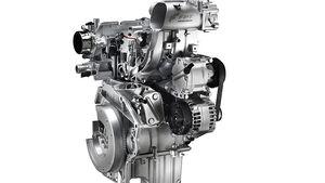 Fiat Twin-Air-Motor Zweizylinder