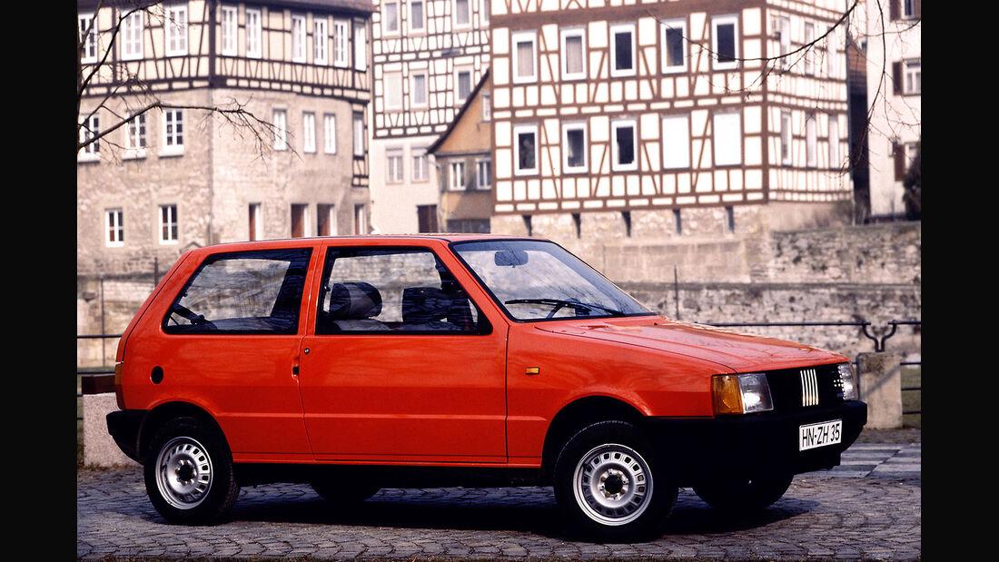 Fiat Uno 1, 1983