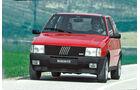 Fiat Uno Turbo i.e., Frontansicht