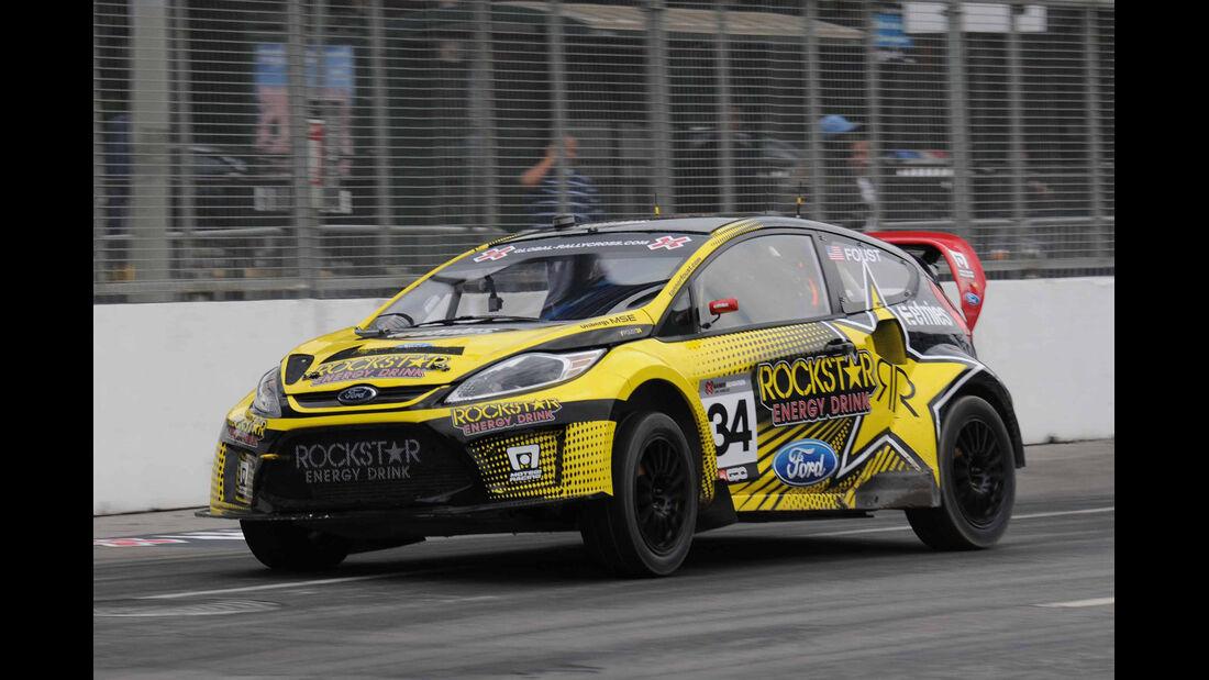 Fiesta Rallyecross X-Games
