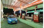 Fiesta an Tankstelle Saudi-Arabien
