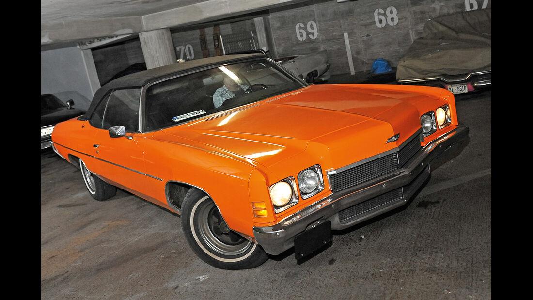 Filmauto, Chevrolet