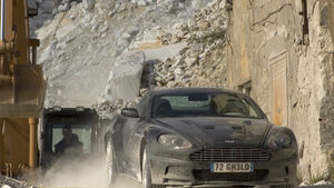 Filmautos: James Bond Aston Martin