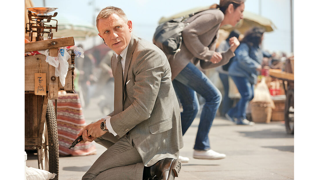 Filmszene, Daniel Craig
