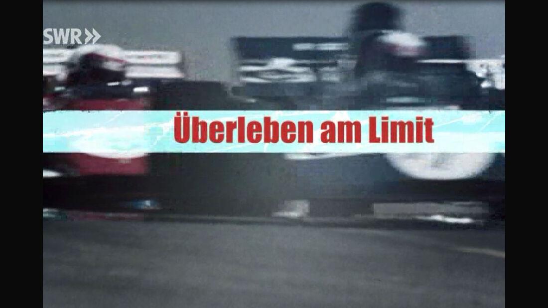 Filmtipp - SWR - F1 - Überleben am Limit