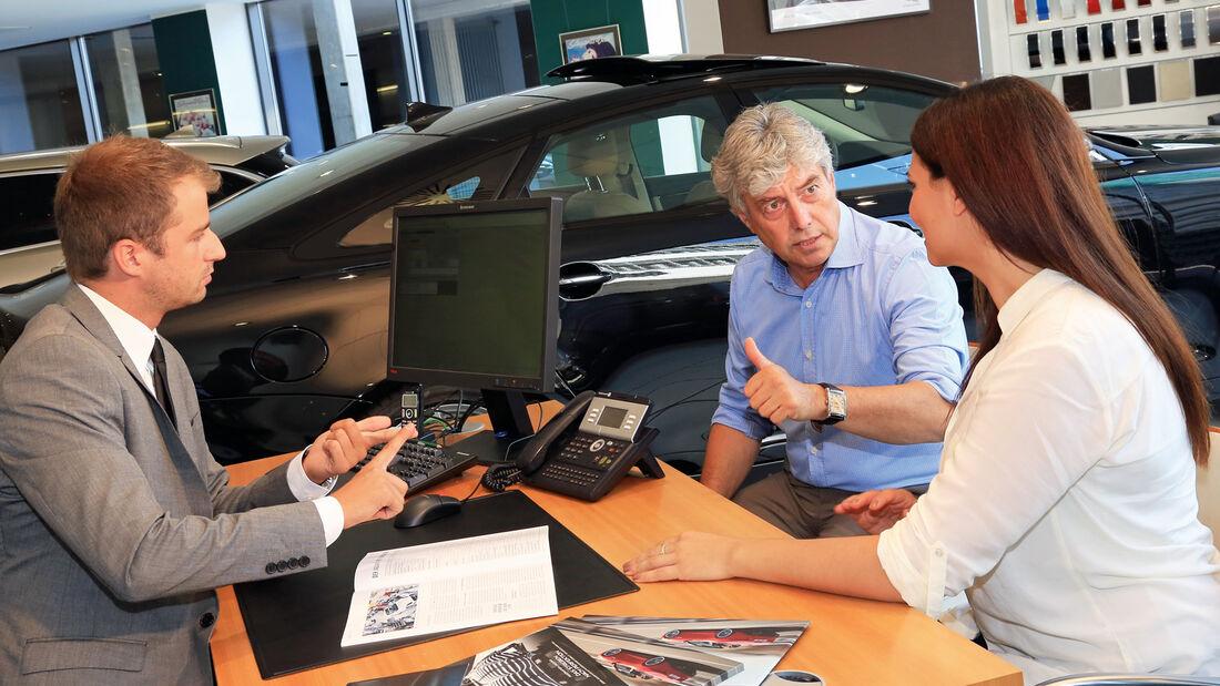 Finanzierungsangebote, Kredit, Autokauf