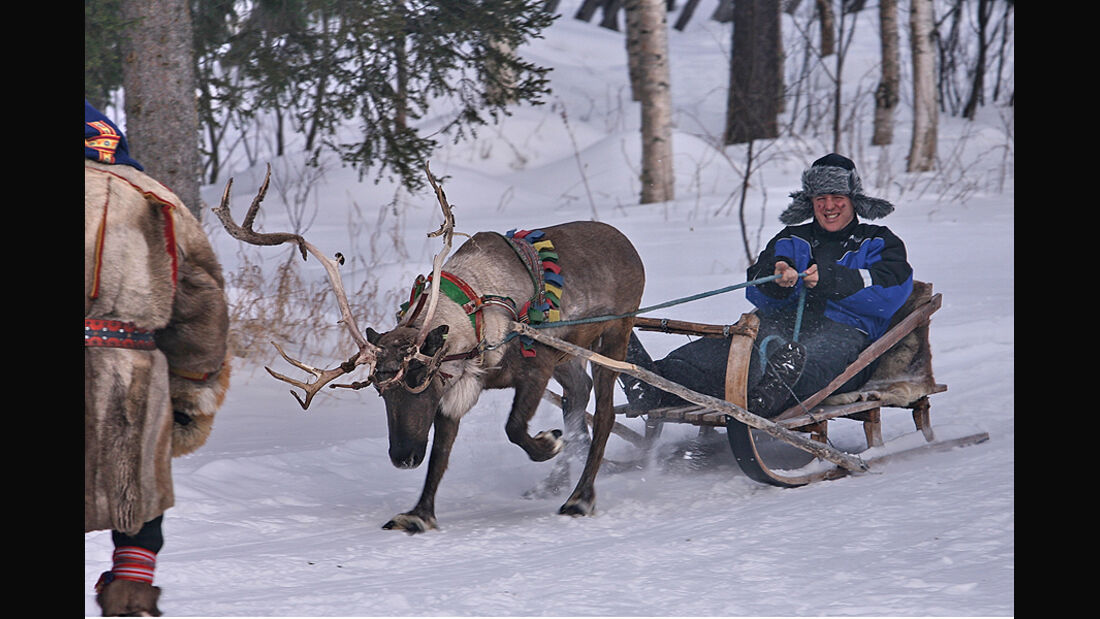 Finnlandreise Rallye