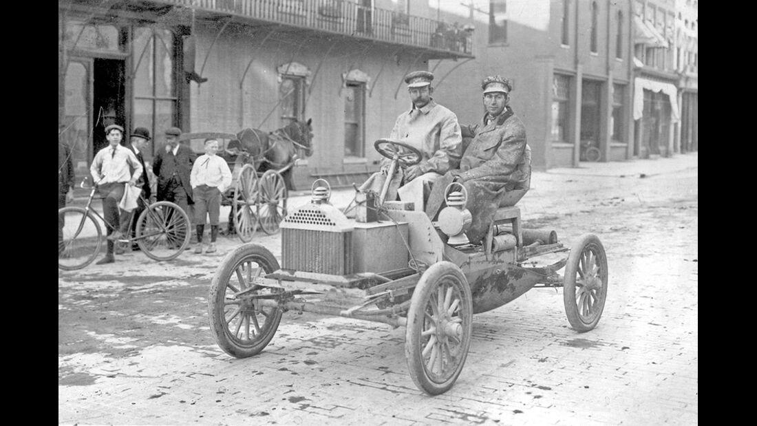 First Flint Buick Bj.1904