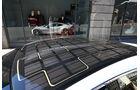 Fisker Karma, Dach, Solar