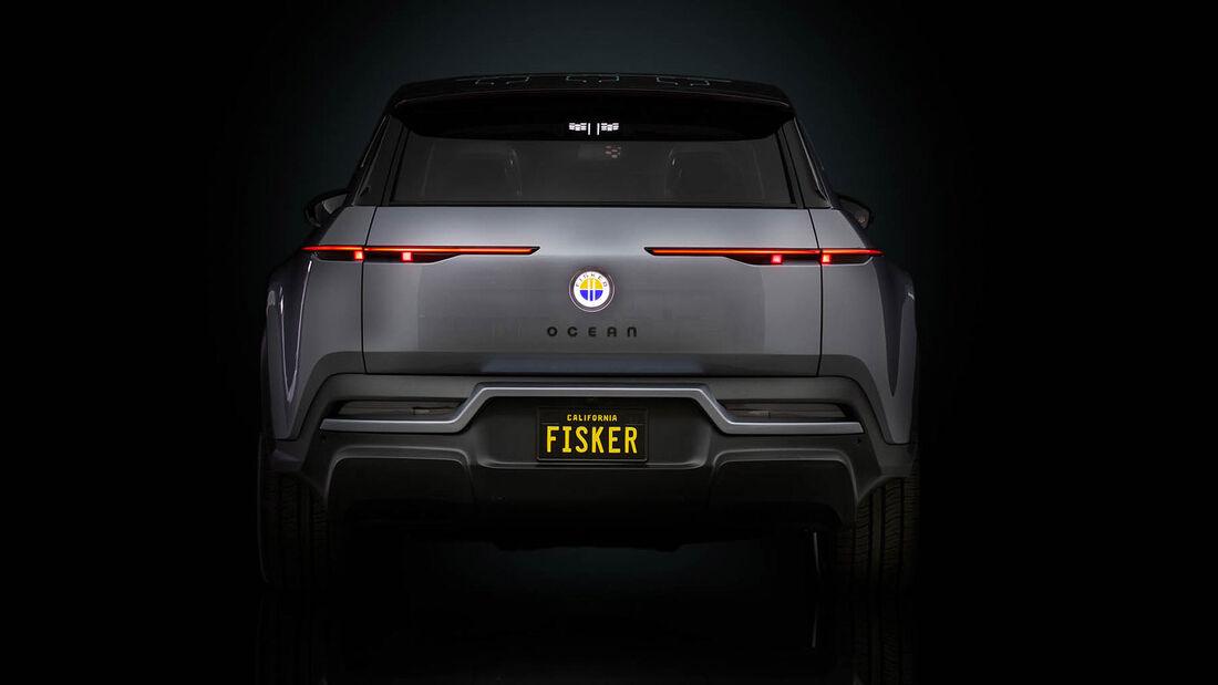 Fisker Ocean Elektro-SUV