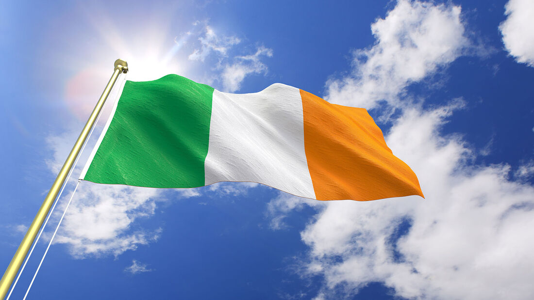 Flagge Irland