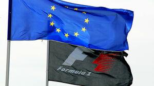Flaggen -  EU & Formel 1