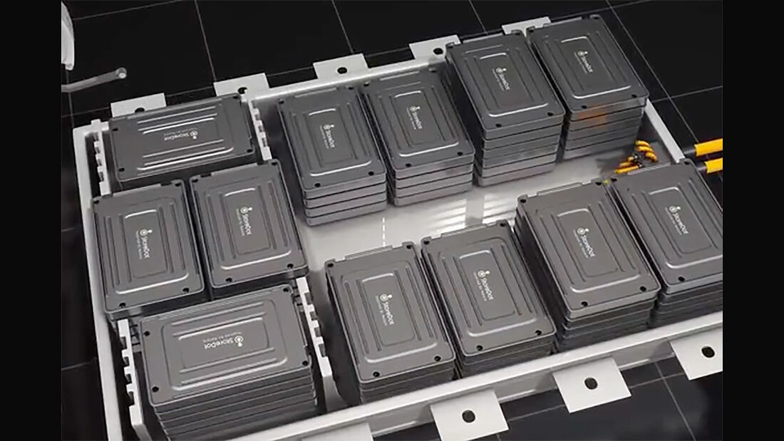 Flash Batterie store-dot