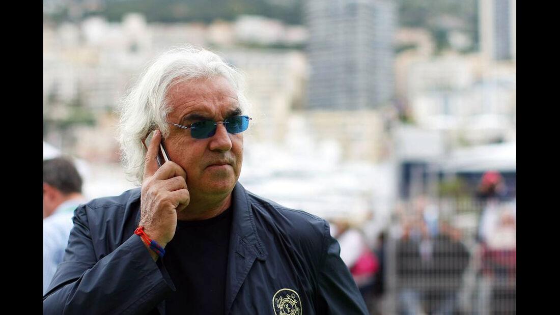 Flavio Briatore - Formel 1 - GP Monaco - 25. Mai 2013