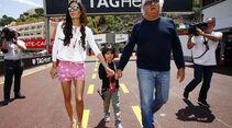 Flavio Briatore - Formel 1 - GP Monaco - Sonntag - 24. Mai 2015