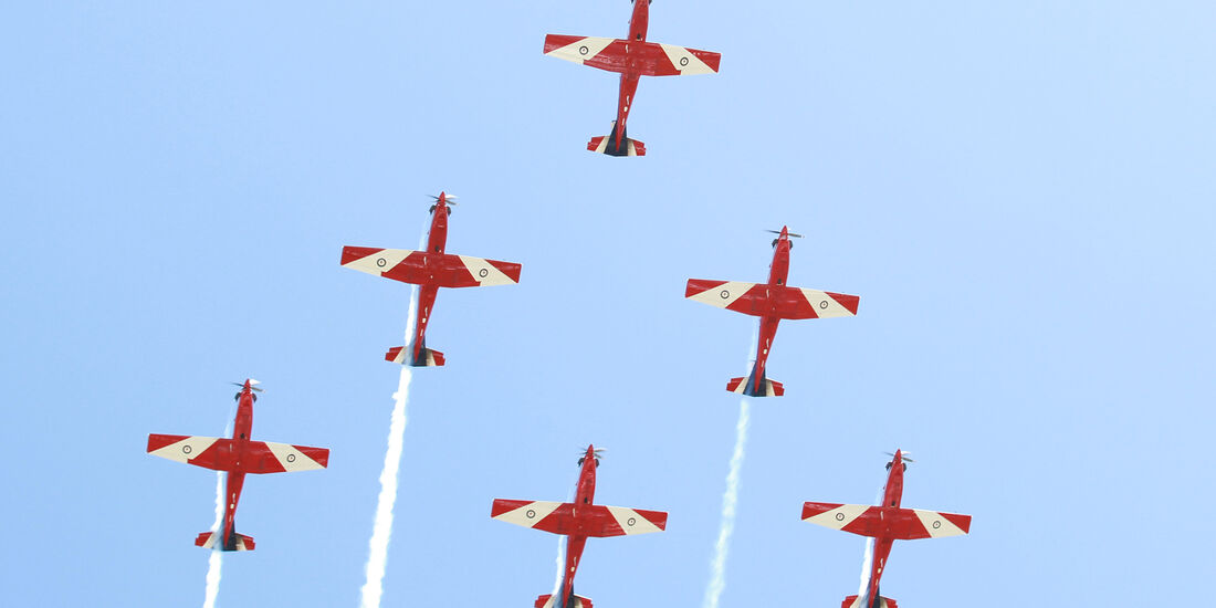 Flieger - GP Australien - Melbourne - 17. März 2012