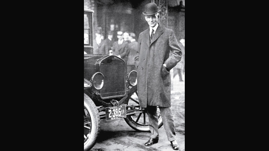 Fließband, Henry Ford