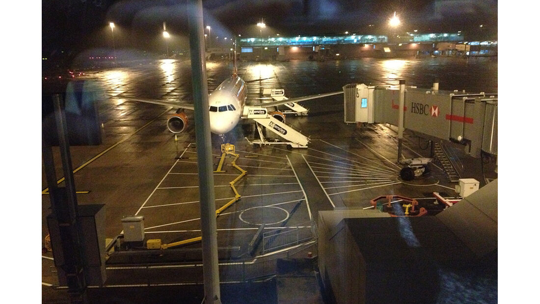 Flughafen London Stensted