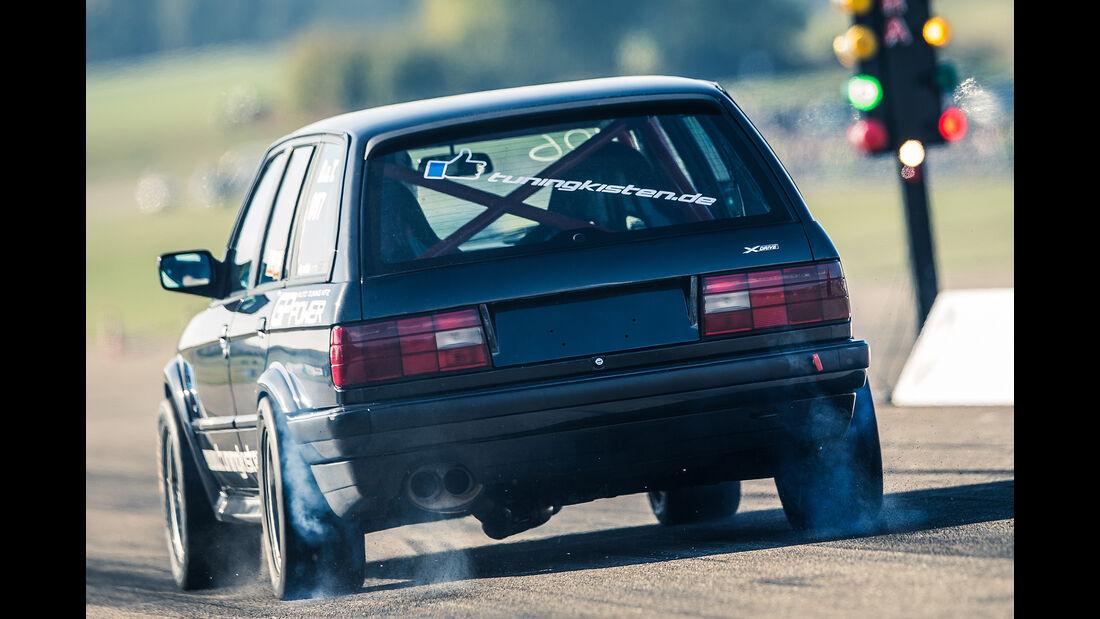 Flugplatzblasen 2016, BMW E30