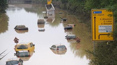 Flut, Hochwasser