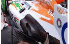 Force India - Auspuff - Formel 1 2013
