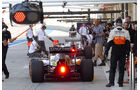 Force India - Bahrain - Formel 1 Test - 2014