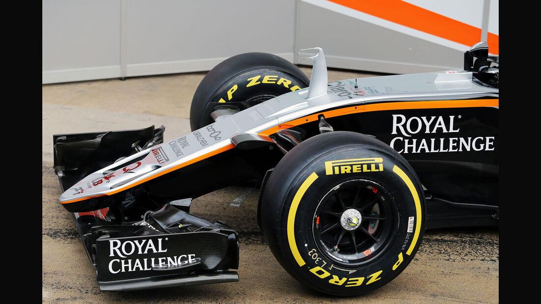 Force India - Enthüllung