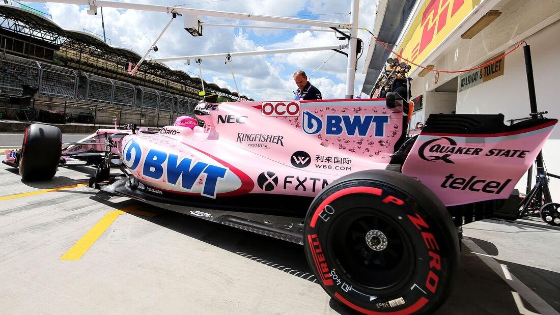 Force India - F1 2017
