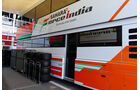 Force India - F1 - Motorhome - GP Spanien 2016 - Barcelona
