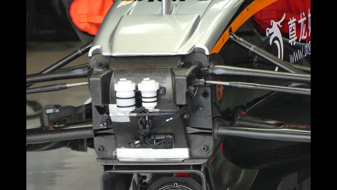 Force India - F1-Technik 2016