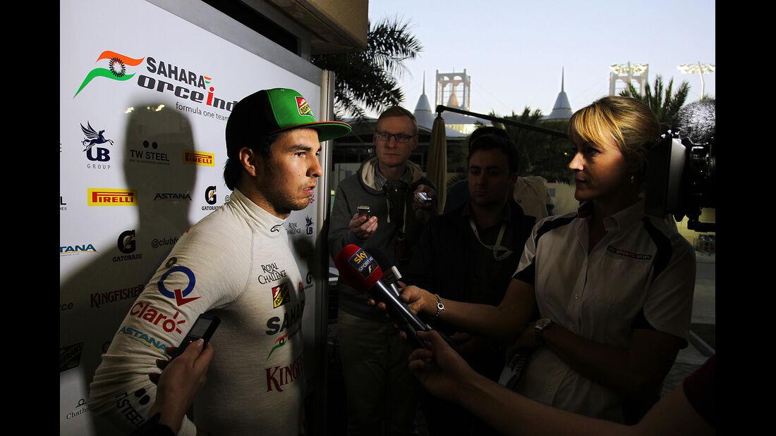 Force India,Formel 1,03/2014